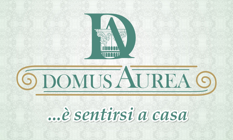 Slogan Domus Aurea è setirsi a casa