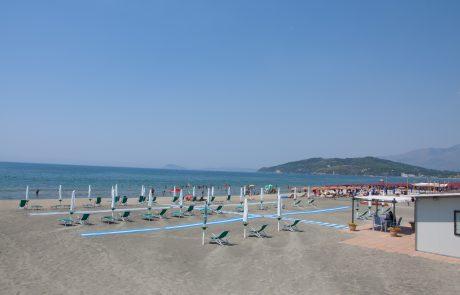 Spiaggia Domus Aurea Scauri RSA e Case di riposo