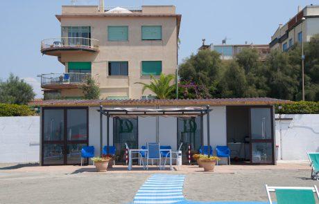 RSA e Case di riposo Spiaggia Domus Aurea Scauri 01